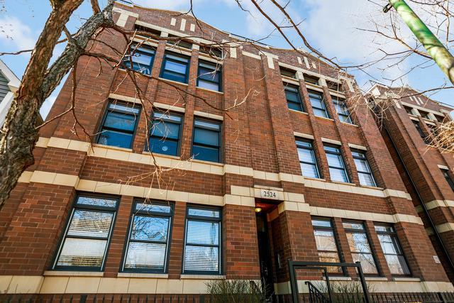 2524 N Ashland Avenue 3N, Chicago, IL 60614 (MLS #09960485) :: Property Consultants Realty