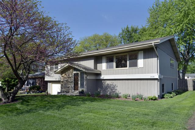 1418 Chestnut Avenue, Arlington Heights, IL 60004 (MLS #09960712) :: The Jacobs Group