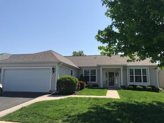 308 Capital Drive, Shorewood, IL 60404 (MLS #09960755) :: Angie Faron with RE/MAX Ultimate Professionals