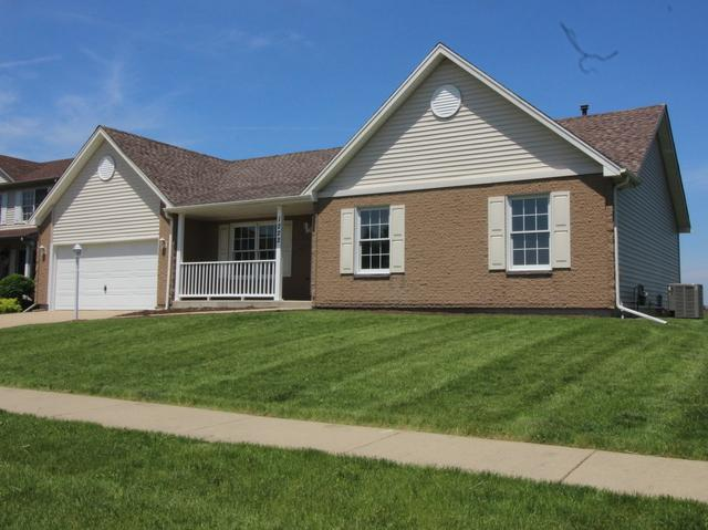 1222 Country Drive, Shorewood, IL 60404 (MLS #09960766) :: Angie Faron with RE/MAX Ultimate Professionals