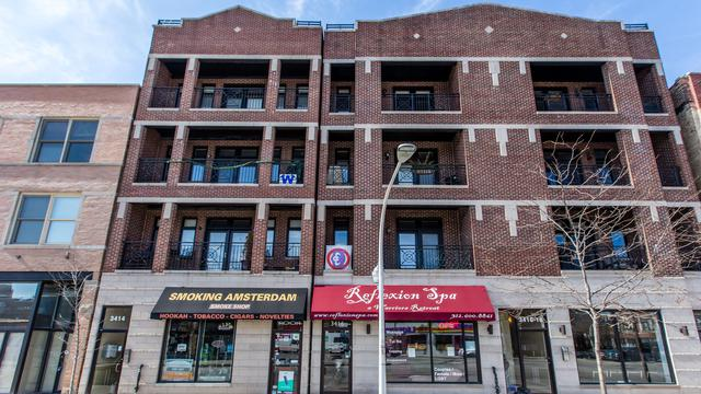 3416 N Sheffield Avenue Ph-S, Chicago, IL 60657 (MLS #09960835) :: Touchstone Group