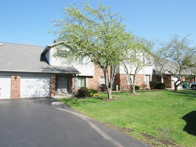 1509 W Pheasant Trail Lane #1, Arlington Heights, IL 60004 (MLS #09960877) :: The Jacobs Group