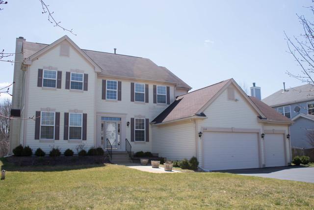 528 Normandy Lane, Port Barrington, IL 60010 (MLS #09960915) :: The Schwabe Group