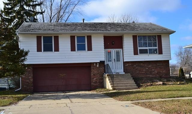 612 Westgate Terrace, Streamwood, IL 60107 (MLS #09960931) :: Domain Realty