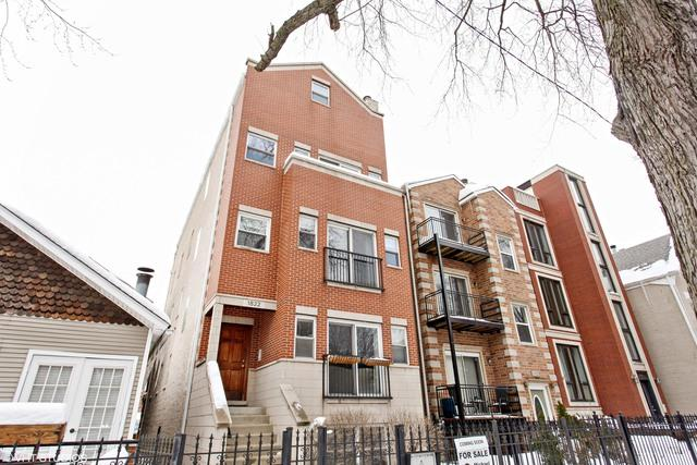 1822 W Thomas Street #2, Chicago, IL 60622 (MLS #09961034) :: Property Consultants Realty