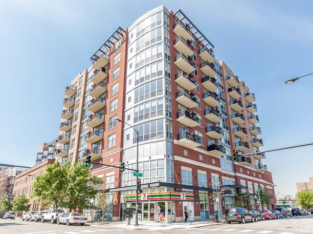 1201 W Adams Street #409, Chicago, IL 60607 (MLS #09961039) :: Property Consultants Realty