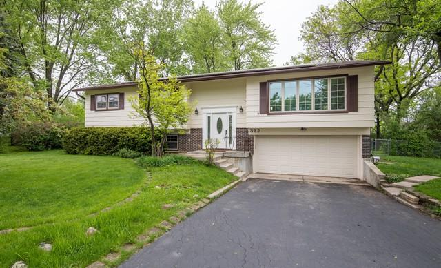322 W Hackberry Drive, Arlington Heights, IL 60004 (MLS #09961074) :: The Schwabe Group