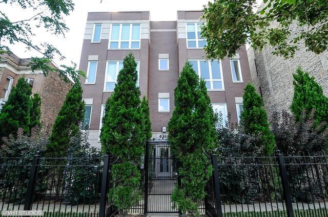 4346 N Ashland Avenue 1N, Chicago, IL 60613 (MLS #09961108) :: The Saladino Sells Team