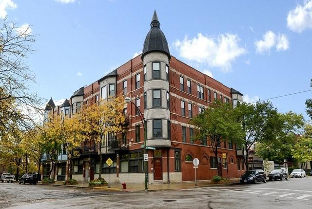 1502 W Ohio Street 3R, Chicago, IL 60622 (MLS #09961112) :: The Saladino Sells Team