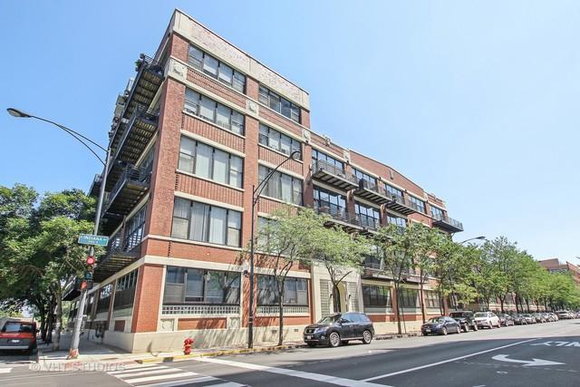 1601 S Indiana Avenue #208, Chicago, IL 60616 (MLS #09961272) :: Touchstone Group