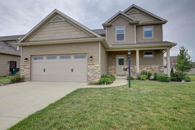 105 Bradford Avenue, Savoy, IL 61874 (MLS #09961364) :: Ryan Dallas Real Estate