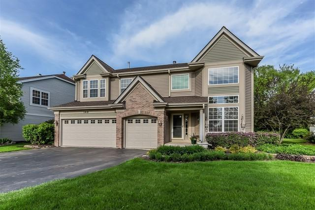 169 Montclair Drive, Cary, IL 60013 (MLS #09961389) :: The Dena Furlow Team - Keller Williams Realty