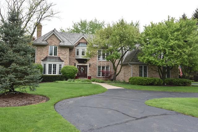 6603 Cobblestone Lane, Long Grove, IL 60047 (MLS #09961473) :: The Schwabe Group