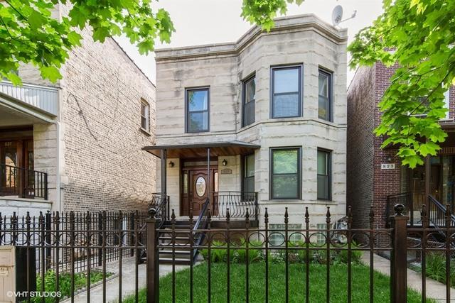 825 N Maplewood Avenue, Chicago, IL 60622 (MLS #09961617) :: The Saladino Sells Team