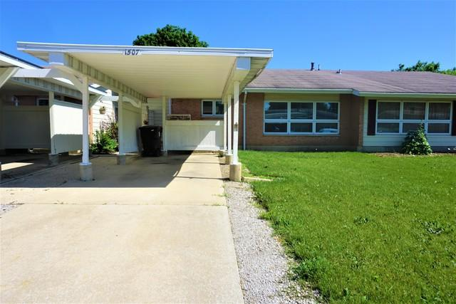 1507 Golfview Road #1507, Rantoul, IL 61866 (MLS #09961683) :: Ani Real Estate