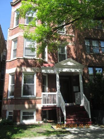 3646 N Hermitage Avenue, Chicago, IL 60613 (MLS #09961741) :: Property Consultants Realty