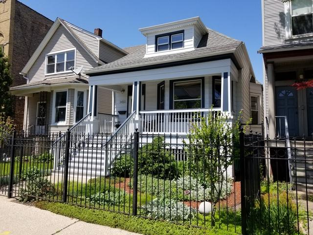 3450 W Wrightwood Avenue, Chicago, IL 60647 (MLS #09961770) :: Property Consultants Realty