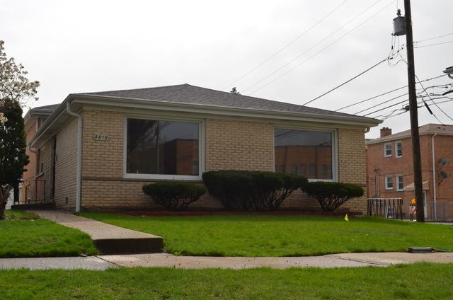 4815 N Rutherford Avenue, Chicago, IL 60656 (MLS #09961859) :: The Saladino Sells Team