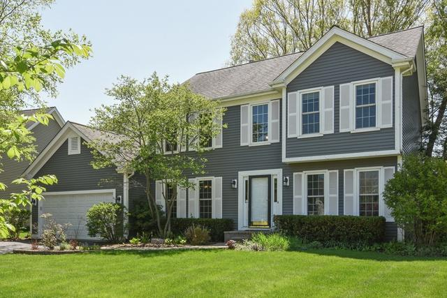 248 S Old Creek Road, Vernon Hills, IL 60061 (MLS #09961975) :: The Schwabe Group