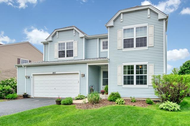 1807 Burshire Drive, Plainfield, IL 60586 (MLS #09961983) :: Lewke Partners