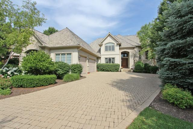 1687 Pebble Beach Way, Vernon Hills, IL 60061 (MLS #09962003) :: The Schwabe Group