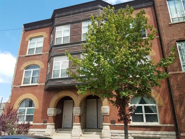 1654 W Walnut Street #1, Chicago, IL 60612 (MLS #09962021) :: The Saladino Sells Team