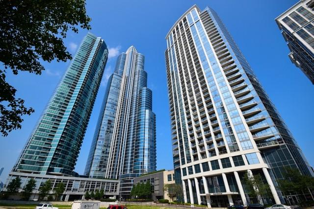 1235 S Prairie Avenue #2706, Chicago, IL 60605 (MLS #09962084) :: The Saladino Sells Team
