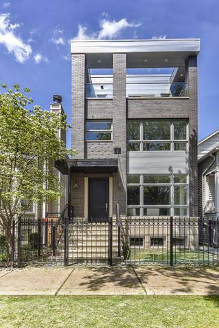 1506 W School Street, Chicago, IL 60657 (MLS #09962085) :: Property Consultants Realty