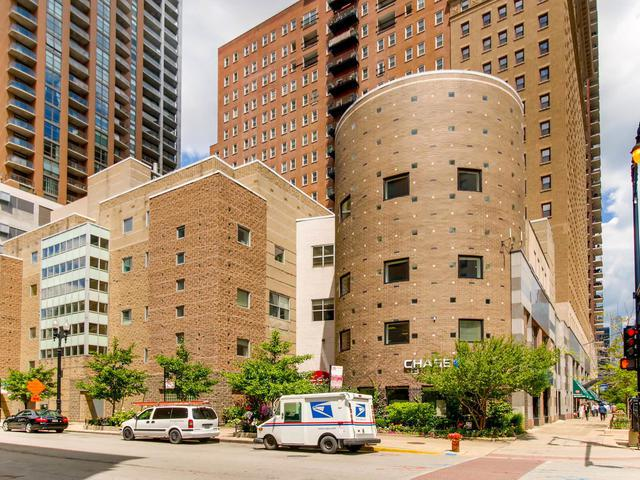 40 E 9TH Street #505, Chicago, IL 60605 (MLS #09962137) :: The Saladino Sells Team