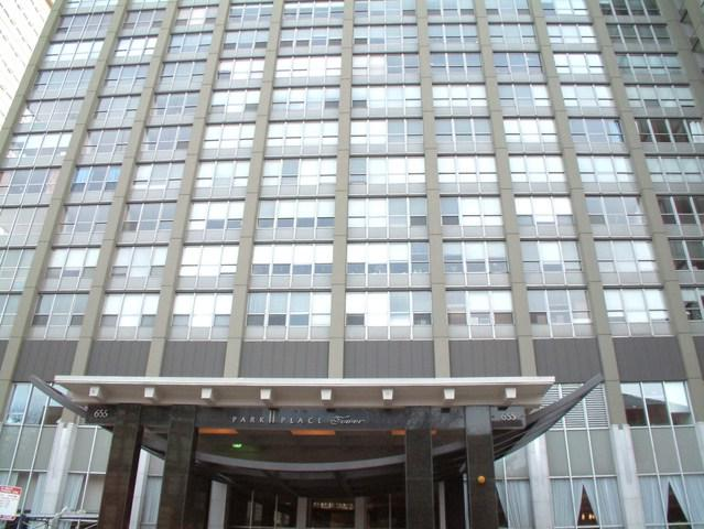 655 W Irving Park Road #2804, Chicago, IL 60613 (MLS #09962160) :: Property Consultants Realty