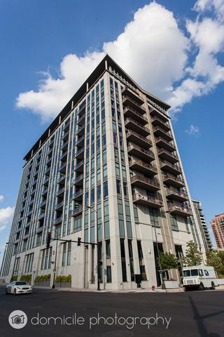 740 W Fulton Street #909, Chicago, IL 60661 (MLS #09962199) :: Property Consultants Realty