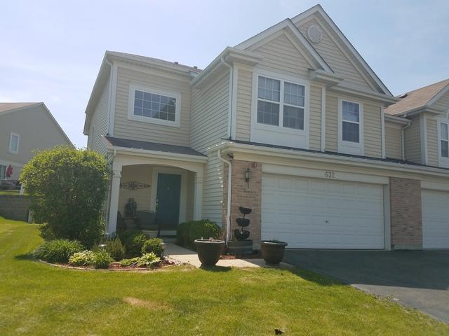632 Crystal Springs Court, Fox Lake, IL 60020 (MLS #09962216) :: John Lyons Real Estate