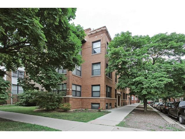 3052 W Sunnyside Avenue #1, Chicago, IL 60625 (MLS #09962239) :: The Saladino Sells Team
