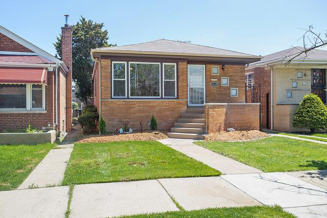 9649 S Wentworth Avenue, Chicago, IL 60628 (MLS #09962284) :: The Schwabe Group