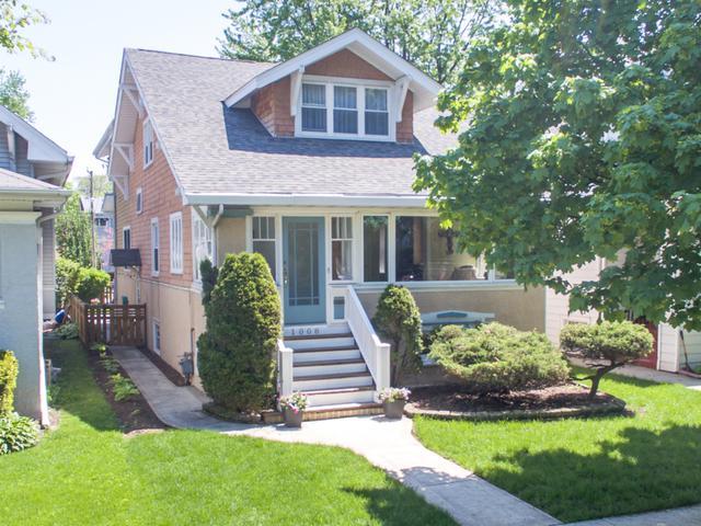 1008 Wisconsin Avenue, Oak Park, IL 60304 (MLS #09962295) :: The Schwabe Group