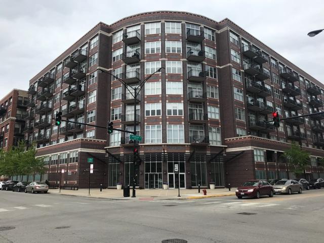 1000 W Adams Street #709, Chicago, IL 60607 (MLS #09962385) :: Touchstone Group
