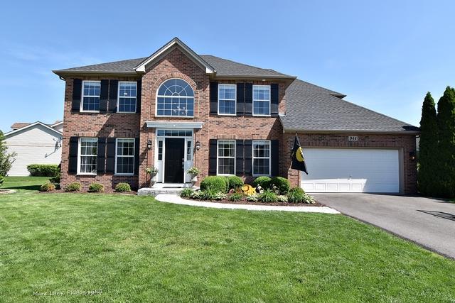 944 Vineyard Lane, Aurora, IL 60502 (MLS #09962475) :: Key Realty