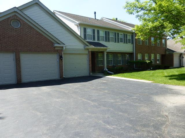 1305 Pennwood Court A2, Schaumburg, IL 60193 (MLS #09962749) :: The Wexler Group at Keller Williams Preferred Realty