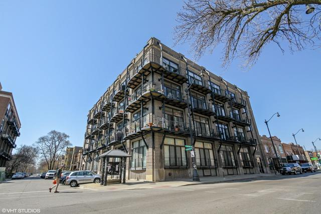 2735 W Armitage Avenue #201, Chicago, IL 60647 (MLS #09962772) :: Touchstone Group