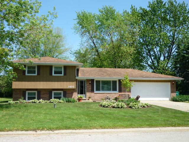1910 Heather Lane, Joliet, IL 60431 (MLS #09962854) :: Angie Faron with RE/MAX Ultimate Professionals