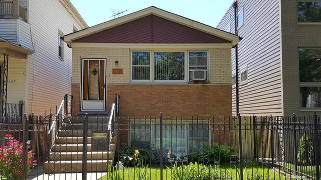 3331 W Belle Plaine Avenue, Chicago, IL 60618 (MLS #09962933) :: The Saladino Sells Team