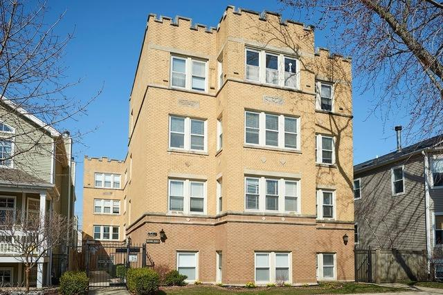 5060 N Claremont Avenue 2W, Chicago, IL 60625 (MLS #09963102) :: The Saladino Sells Team