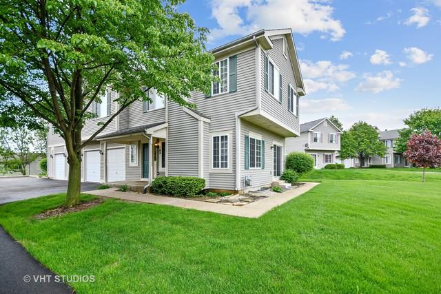 11 Windsor Circle A, South Elgin, IL 60177 (MLS #09963104) :: The Perotti Group