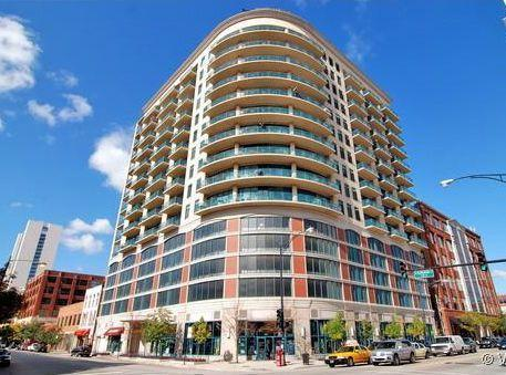 340 W Superior Street #611, Chicago, IL 60654 (MLS #09963159) :: Touchstone Group