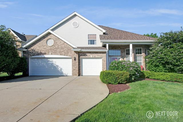 24342 Golden Sunset Drive, Plainfield, IL 60585 (MLS #09963169) :: Angie Faron with RE/MAX Ultimate Professionals