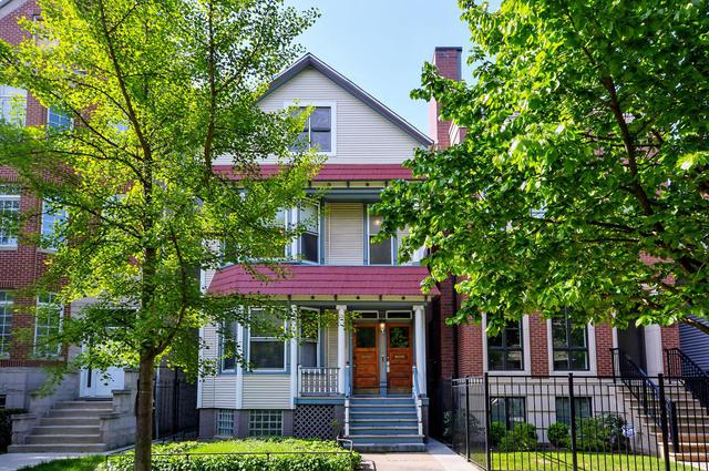 1447 W Melrose Street, Chicago, IL 60657 (MLS #09963232) :: The Saladino Sells Team