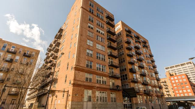 500 S Clinton Street #232, Chicago, IL 60607 (MLS #09963338) :: Touchstone Group