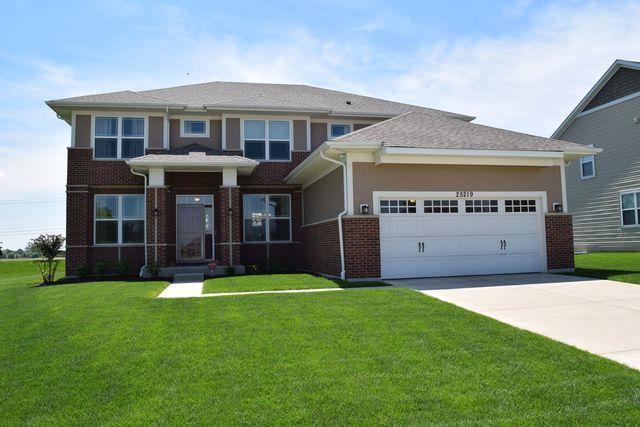 25219 Bay Tree Circle, Shorewood, IL 60404 (MLS #09963340) :: Lewke Partners