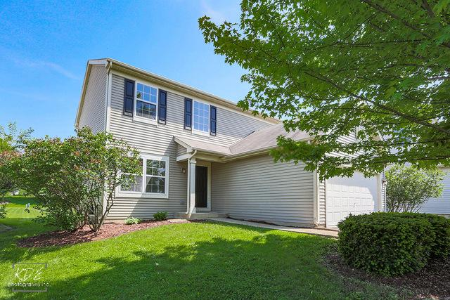 2484 Red Hawk Ridge Court, Aurora, IL 60503 (MLS #09963355) :: Angie Faron with RE/MAX Ultimate Professionals