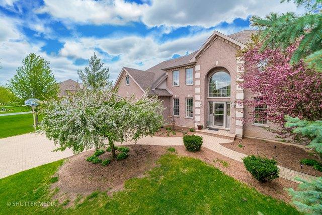 19057 S Saddlebrook Drive, Shorewood, IL 60404 (MLS #09963423) :: Angie Faron with RE/MAX Ultimate Professionals